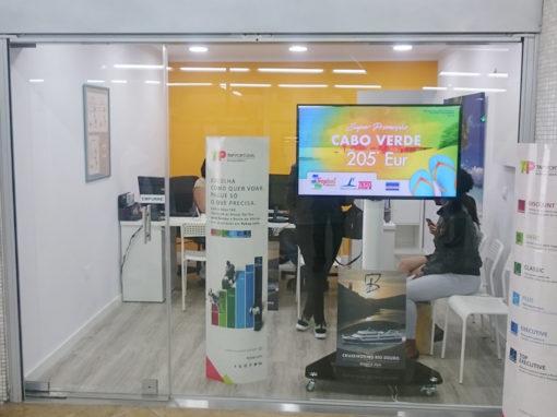 Remodelação geral de escritório